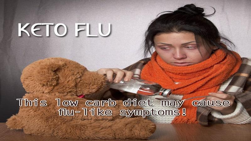 Side effects of keto diet - Keto Flu