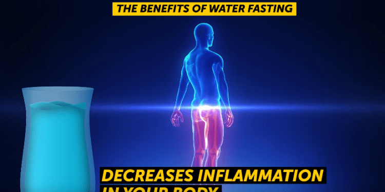 Water fasting benefits