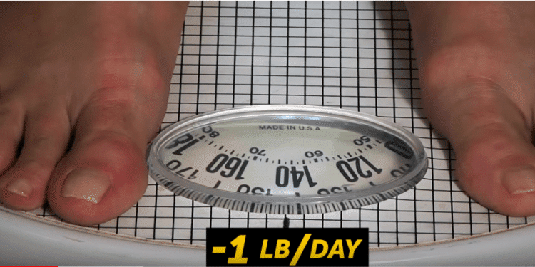 1 day benefit of water fasting
